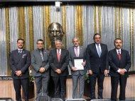 Reafirma Secretaría de la Contraloría compromiso con la transparencia y el combate a la corrupción